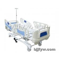 北京 ABS床头铝合金护栏中控手动双摇护理床 多功能护理床
