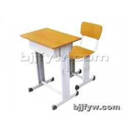 北京 学生学习课桌椅 升降加厚型辅导班培训课桌椅