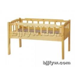 北京 实木婴儿床 实木床儿童床 新生儿宝宝功能床
