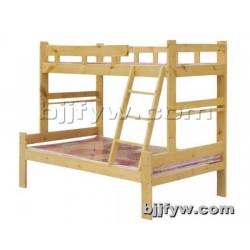 北京 实木高低母子床 实木双层床 上下床儿童床 厂家直销