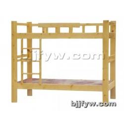 北京 实木儿童床 上下铺高低床子母床 母子床双层床 厂家直销