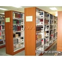 北京 钢制书架 图书馆书架 展示架 储物置物架 杂志架