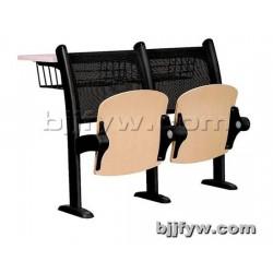 北京君发永旺 活动写字板 教室课桌椅 不锈钢排椅 学生椅