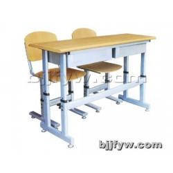 北京 学生课桌椅 升降加厚中小学辅导班培训课桌