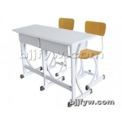 北京 学生课桌 双人可升降学校桌椅 家用培训辅导班学习桌