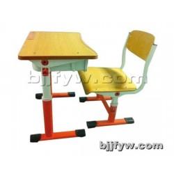 北京君发永旺 中小学课桌椅 阶梯教室椅 单人培训课桌椅