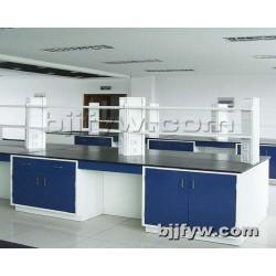 北京君发永旺 实验室操作台 实验室边台 化验台 实验钢木台