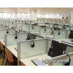 北京 员工位 职员桌 屏风隔断桌卡座组合 办公桌 培训桌