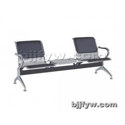 北京 机场椅 带茶几二人位公共座椅 联排椅 加茶几钢制等候椅