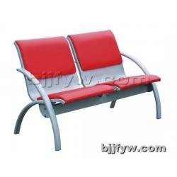 北京君发永旺 两人位排椅 机场椅 等候椅 不锈钢连排椅