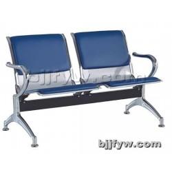 北京 双人位机场椅 不锈钢排椅 候车椅 公共排椅等候椅