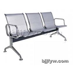 北京君发永旺 机场连排椅 不锈钢公共候车椅 银行等候椅