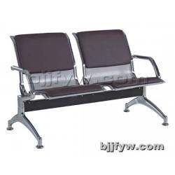 北京君发永旺 双人位机场等候椅 医院候诊椅 不锈钢长椅