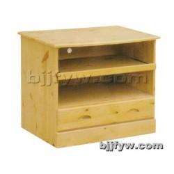 北京 现代中式实木小电视柜 卧室储物地柜 迷你客厅地柜