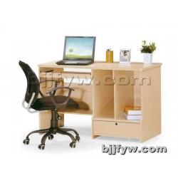 北京君发永旺 简约家用台式电脑桌 板式书桌写字台
