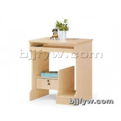 北京君发永旺 简易台式电脑桌 家用书桌 简约写字台卧室