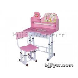 北京 儿童书桌 学生写字桌 可升降学习桌 小孩课桌椅套装