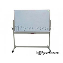 北京君发永旺 单双面磁性移动大白板 支架式办公教学黑板