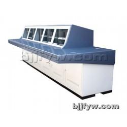 北京君发永旺 琴式嵌入式操作台琴台 监控控制台 五联琴台