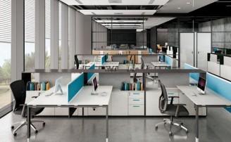 个性化办公空间定制