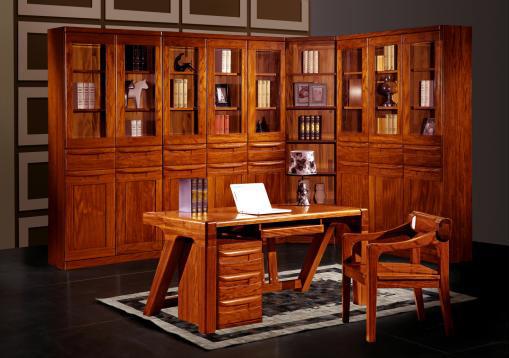 书柜你喜欢哪种?盘点书柜材质和款式