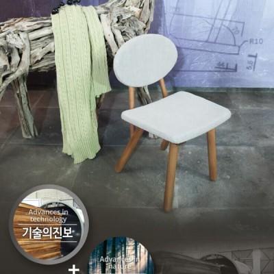 幕友DAaZ北欧原创个性黄秋实木餐椅原生态木蜡油香河专卖店