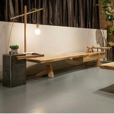 慕友DAaZ北欧原创个性白蜡实木地柜原生态木蜡油香河专卖店