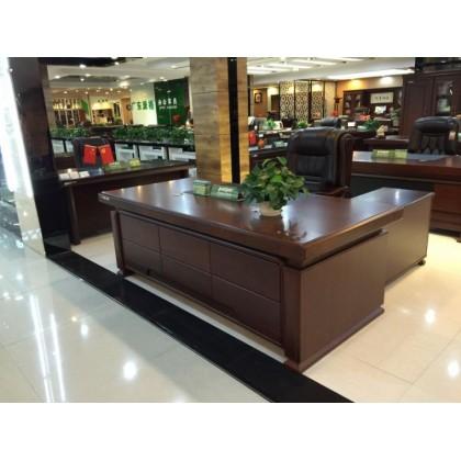 香河派格办公家具、班台