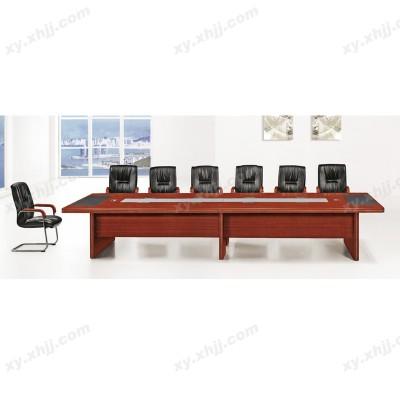 现代简约长条会议桌
