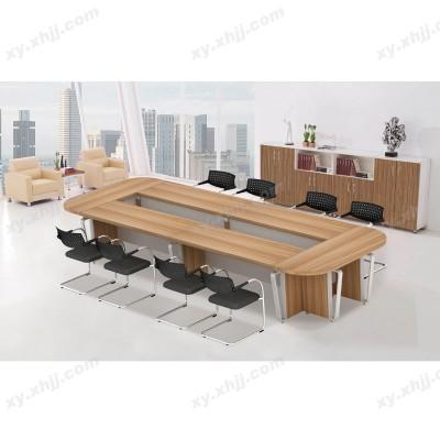 椭圆形会议桌 时尚商务桌