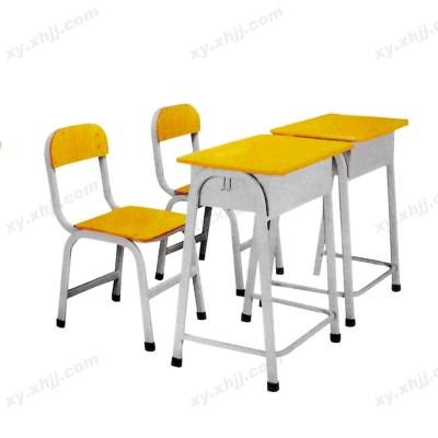 课桌椅培训桌椅学生椅单人位