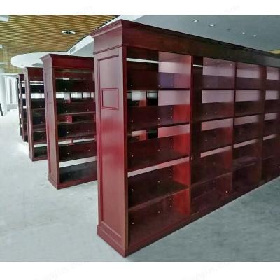 河北富都华创学校图书馆 书架