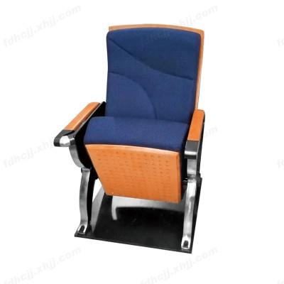 河北富都华创电影院椅 报告厅软包椅07