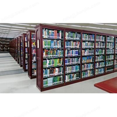 河北富都华创加厚钢制书架