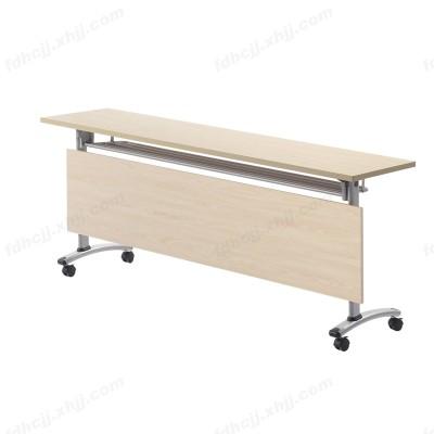 河北富都华创折叠培训会议桌 折叠学校课桌03