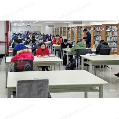 河北富都华创图书馆阅览桌25