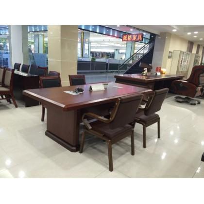 香河派格会议桌