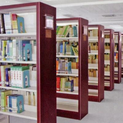 河北富都华创大型书架图书馆阅览室通用