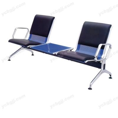北京泰源益成兴盛带茶几排椅 会客排椅12