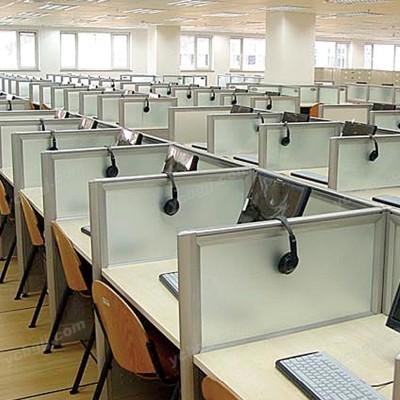 北京泰源益成兴盛电脑机房 多媒体机房桌06