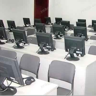 北京泰源益成兴盛电脑机房 多媒体教室桌05
