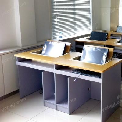 北京泰源益成兴盛电脑机房 培训室桌04