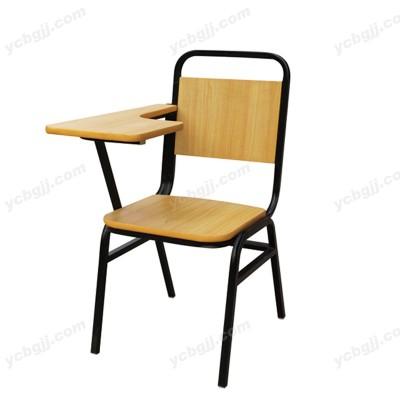 北京泰源益成兴盛钢木带写字板培训椅24
