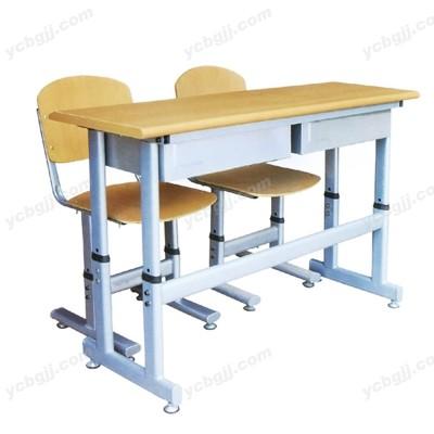 北京泰源益成兴盛多层胶合板双人桌椅15