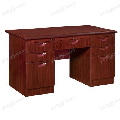 北京泰源益成兴盛油漆木皮办公桌08