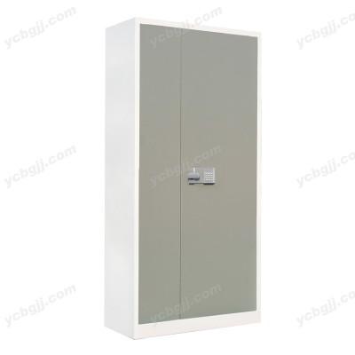 北京泰源益成兴盛电子锁对开铁门文件柜17