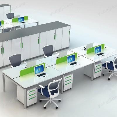 北京泰源益成兴盛员工办公电脑桌椅组合家具03