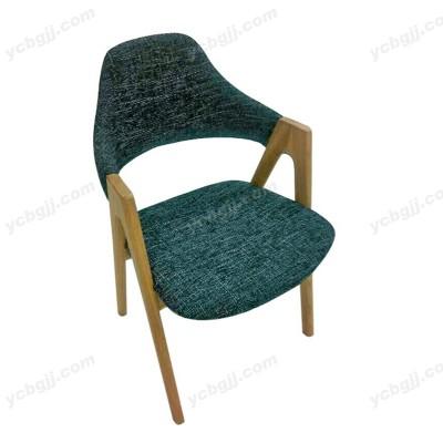 北京泰源益成兴盛休闲餐椅 布艺咖啡厅椅50