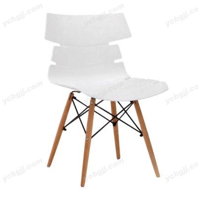 北京泰源益成兴盛北欧白色椅 塑料凳49