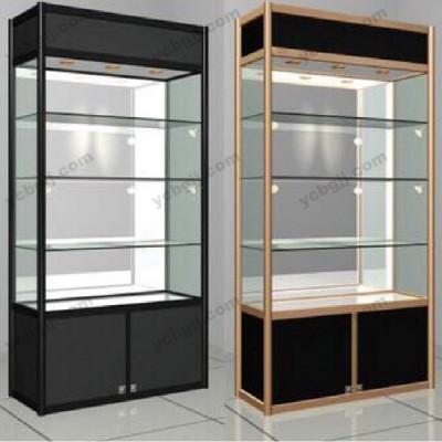 儲物文件柜 玻璃展示柜24